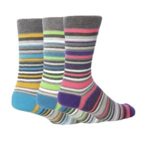 Men Multi Color Socks