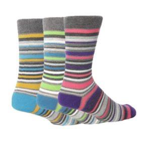 Men Multi Color Socks